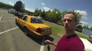 Super Oleg Driving NY Taxi