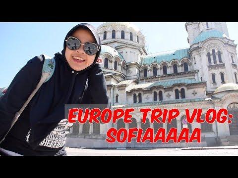 Europe Vlog Day 8: Sofia, Bulgaria