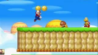 Yoshi52's New Super Mario Bros. Hack Demo World 1