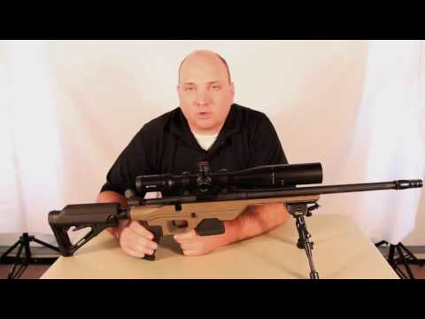 Mossberg MVP-LC AR / Bolt-Action Hybrid Tactical Rifle—Full Review