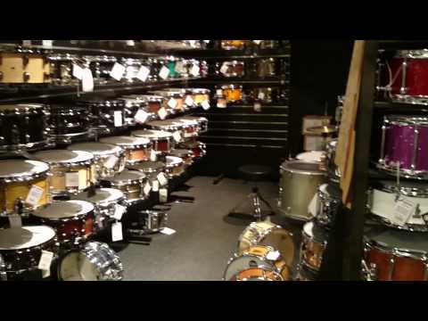 Just Music, snare drums