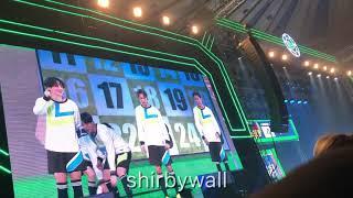 190106 날아라갓세븐 Got7 5th Fanmeeting- Team 동춘싸커스 Random play da…