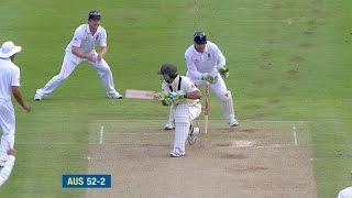 Ashes highlights - England draw with Australia, Edgbaston 2009
