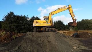 Liebherr 912 21 ton excavator