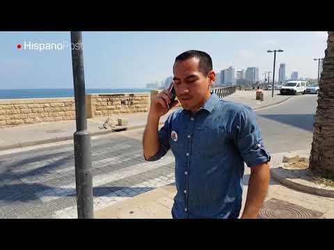 Venezolano Rehace Su Vida En Israel Tras Ser Víctima De La Inseguridad