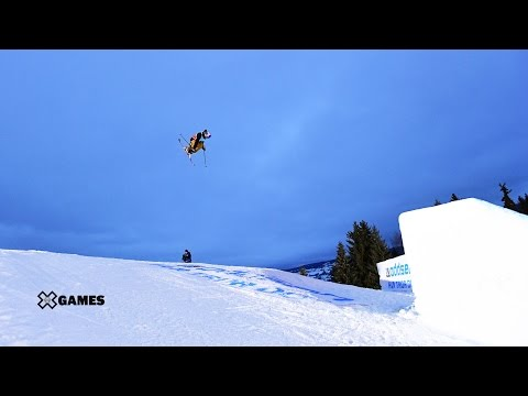 Tess Ledeux wins Women's Ski Slopestyle silver | X Games Norway 2017