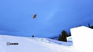 Tess Ledeux wins Women's Ski Slopestyle silver | X Games Norway 2017