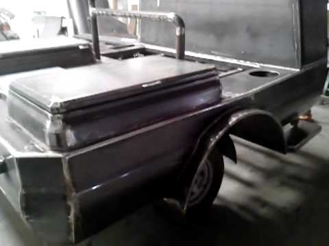 Truck Beds For Sale >> Welding ferm Looki There, ANOTHER ONE, OUT THE DOOR ...