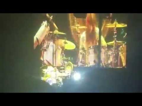 Black Sabbath bad ass drum solo Salt Lake city Utah 2016