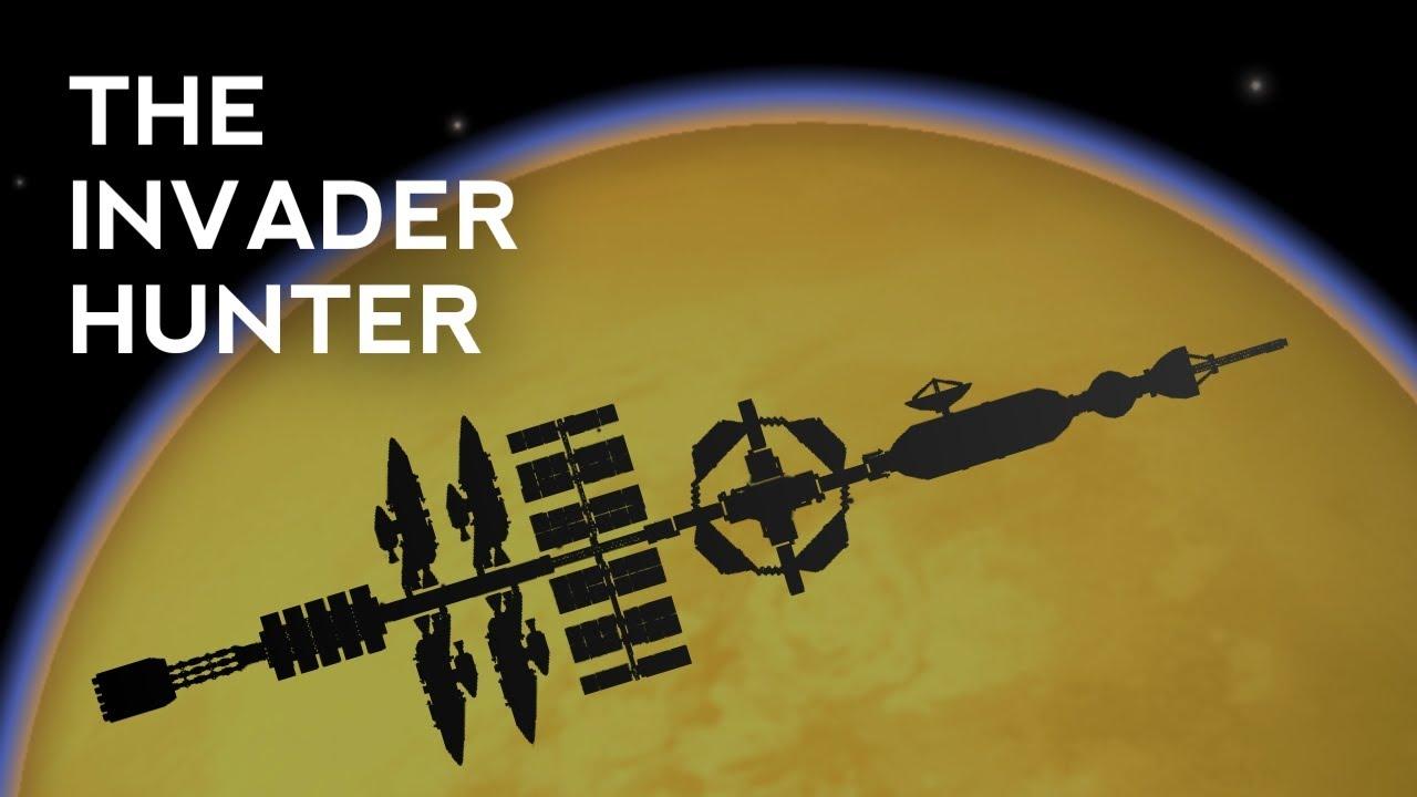 Download THE INVADER HUNTER   SFS 1.4 Short Movie Part 3