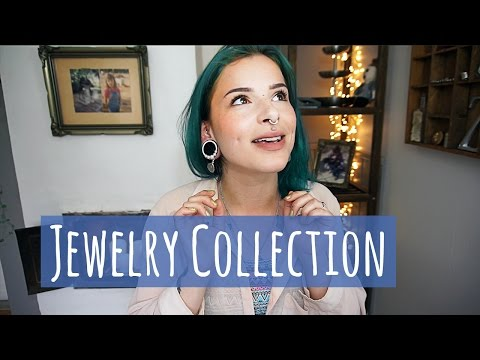30mm Jewelry Collection! || + ear stretching update