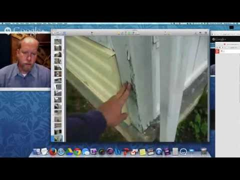 """Home Inspection Training Class: """"How to Inspect the House Exterior"""""""