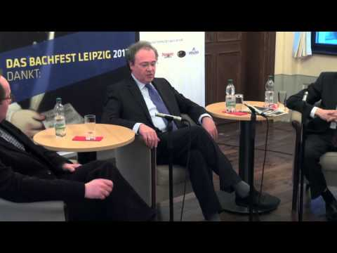 Leipzig Bach Festival: In conversation with David Timm and Ulrich Konrad (English subtitles)