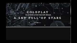 lirik lagu a sky full of stars - coldplay