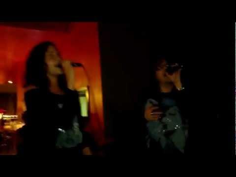 Karaoke al St.Mary Live, Federica canta Zombie