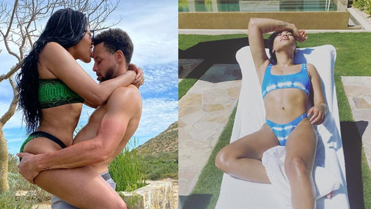 Ayesha Curry's New Bikini Photos Taken By Stephen Curry Are ...