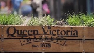 Queen Victoria Market Renewal | City Of Melbourne