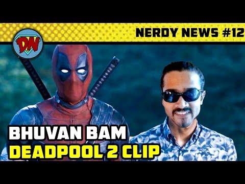 Iron Man Armor Stolen, Bhuvan Bam, Avengers 4, Infinty War, Skrulls | Nerdy News #12