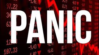 Паника на рынке. Обвал рубля, акций и нефти. Какие акции покупать и курс доллара на март 2020