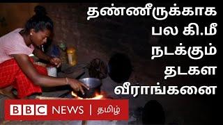தற்போது தண்ணீருக்காக தவிக்கும் இவர் இந்தியாவுக்காக பதக்கம் வாங்கியவர் | Gujarat