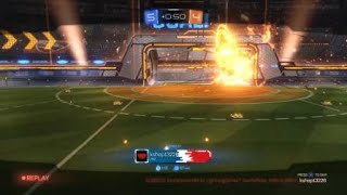 EPIC GOAL FOR THE WIN!!!!!!! (so epic cops were called)