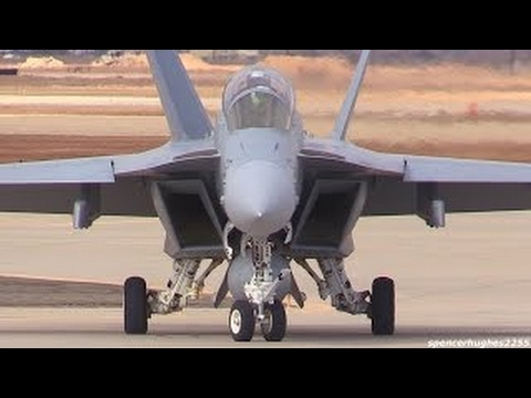 Boeing - EA-18G Growler Airborne Electronic Attack Aircraft [720p]