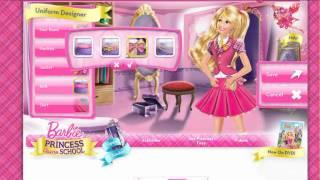 ❦ Barbie Princess Charm School Gameplay ❦