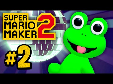 Story Mode: Movin' and Groovin' - Super Mario Maker 2 #2