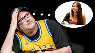Does Mike Matusow need Poker Lessons from Maria Ho?