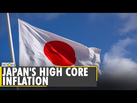 World Business Watch: Japan's core inflation hits 15-month h