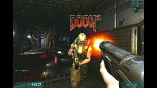 DOOM 3 - Multiplayer Gameplay (FFA)