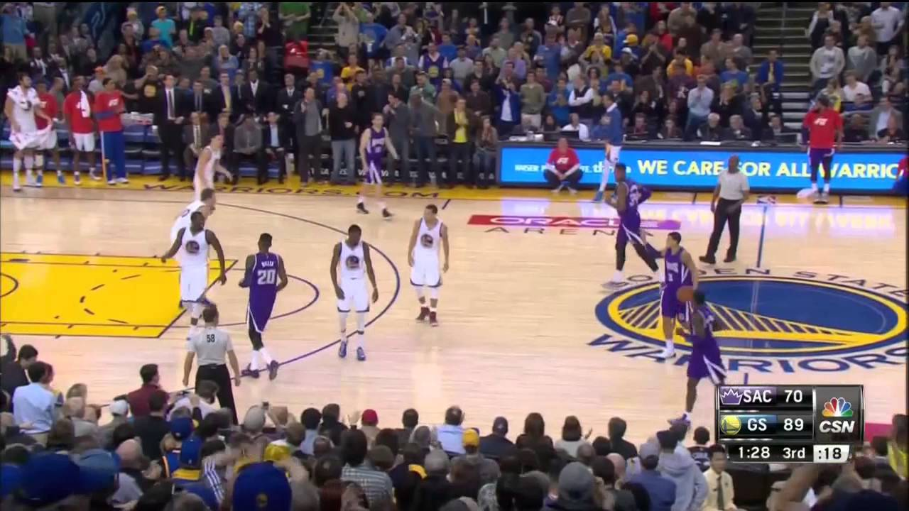 Download Klay Thompson 37pt 3rd Quarter CSN Bay Area feed 1-23-15