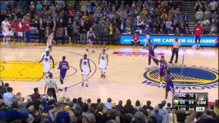 Download Klay Thompson 37pt 3rd Quarter CSN Bay Area feed 1-23-15 Mp3 and Videos