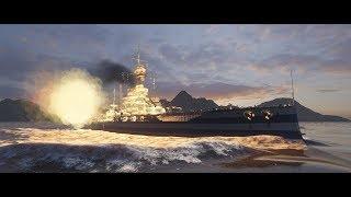 Battleship Iron Duke - Dangerously Competitive - (133,432 Damage)