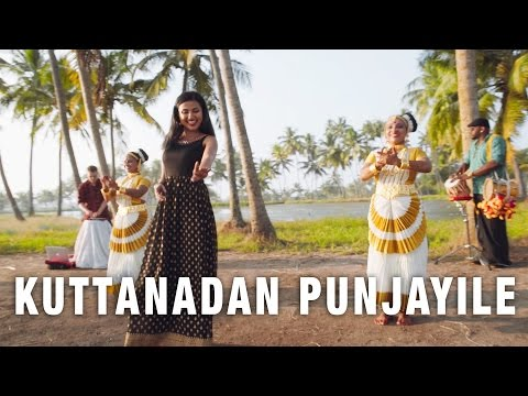 Kuttanadan Punjayile  Kerala Boat Song Vidya Vox English Remix
