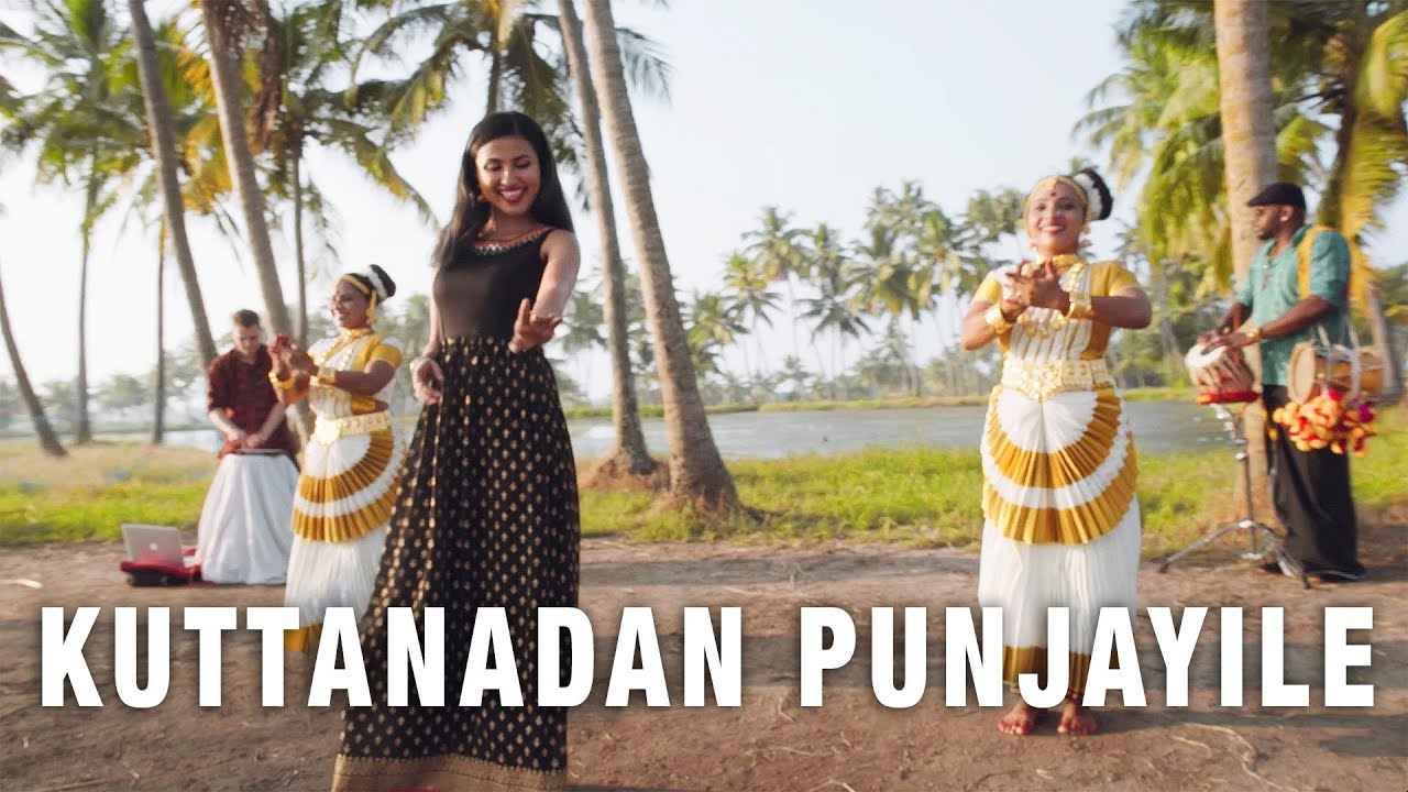 Kuttanadan Punjayile - Kerala Boat Song (Vidya Vox English Remix)