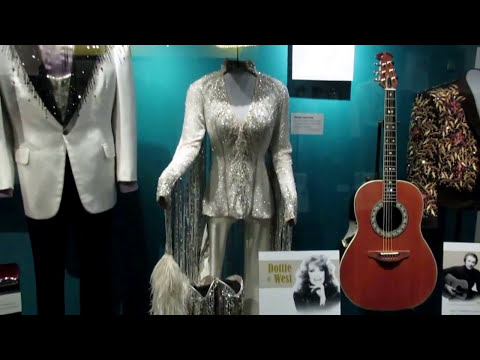 The  Country Music Hall of Fame and Museum in Nashville, TN