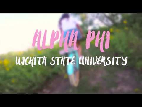 Alpha Phi Recruitment 2016 | Wichita State University