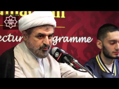 Ramadhan 2013 - Question & Answer with Shaykh Bahmanpour Part 2