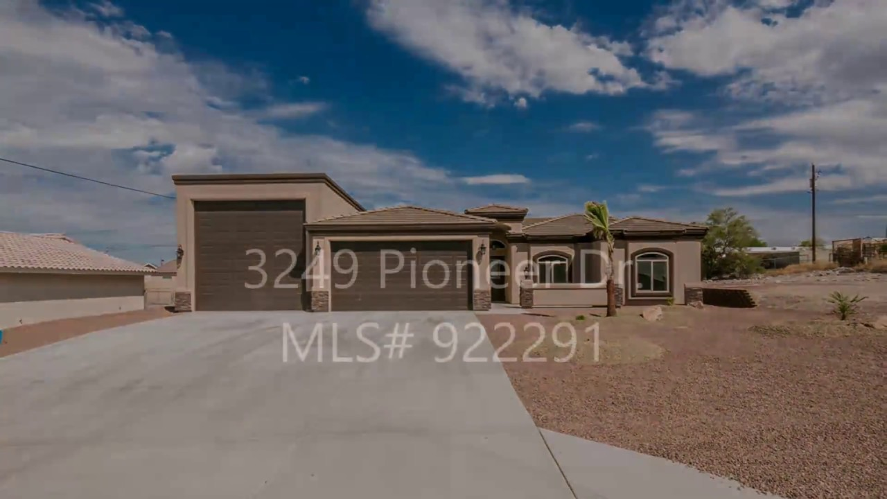 3249 Pioneer Dr Lake Havasu City Arizona 86404 Homes For In Az