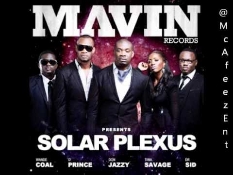Yolo – Dr SID (Mavin Records Don Jazzy, D'Prince, Wande Coal, Tiwa Savage & Dr Sid)