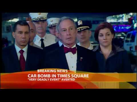 Car Bomb Found in Times Square