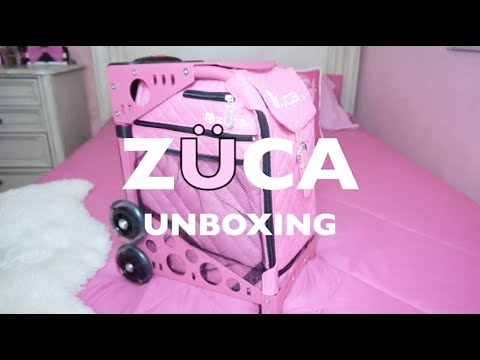 Pink Zuca UnBoxing/how To Assemble