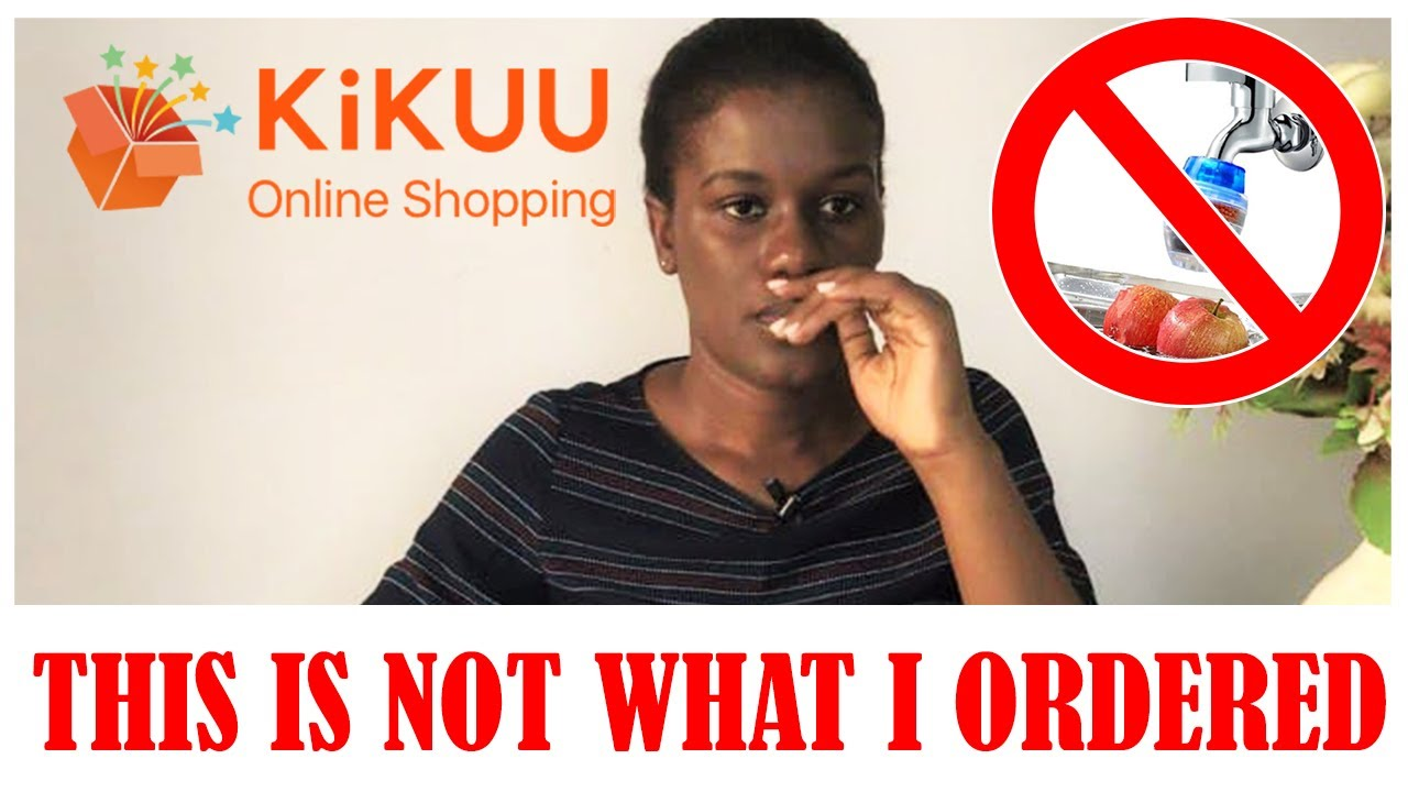 Download MY FIRST KIKUU SHOPPING EXPERIENCE    WHAT I ORDERED VS WHAT I GOT !!