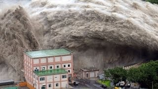 Super typhoon hits Philippines With ALL TIME RECORD WINDS