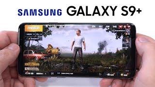Обзор Samsung Galaxy S9+ в играх: тест Exynos 9810 или в ожидании Snapdragon 845 (PUBG Mobile!)