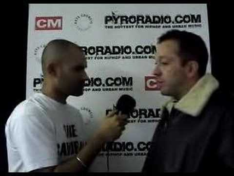 TERRY TURBO STONE Interview BY DJ SAMURAI