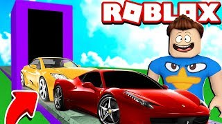 FAST CAR FACTORY IN ROBLOX!! (Car Tycoon)