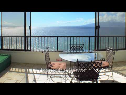 Maui Kai Oceanfront Vacation Condo in Kaanapali - Video Tour