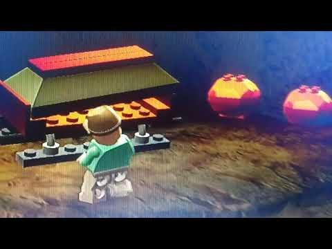 LEGO Indiana Jones The Original Adventures #06 OPENING THE ARK |